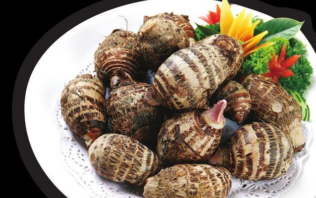 果蔬百科槟榔芋头的营养价值